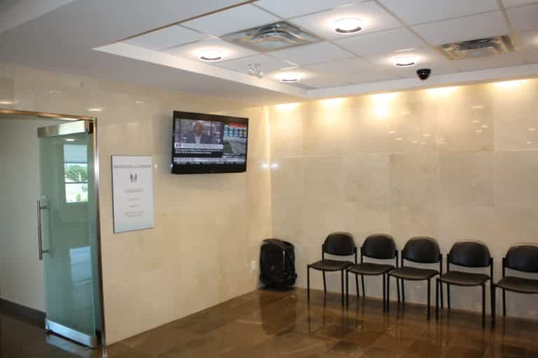 FINCHGATE MEDIAL IMAGING WAITING AREA