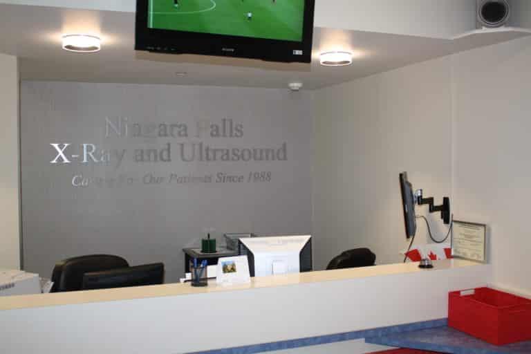 Niagara Ultrasound Clinic X-Ray Near Me in Niagara Falls