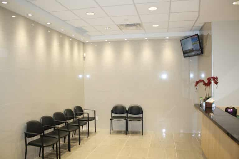 WHITBY MEDICAL IMAGING WAITING AREA